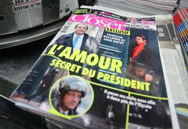 Οργιάζουν οι φήμες στη Γαλλία: Έγκυος η Ζουλί Γκαγιέ - Σε δίλημμα ο Ολάντ