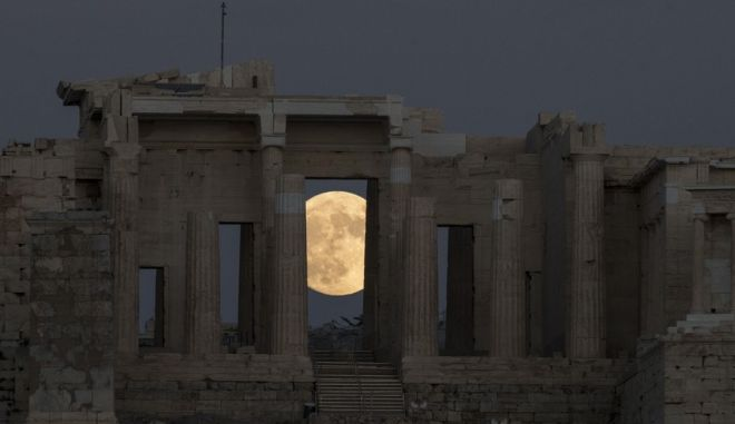 On November the full moon (Supermoon) will be the biggest since 1948 according to NASA and the next one as big will be on November 2034. In Athens, on November 13, 2016 /           1948               2034. , 13 , 2016