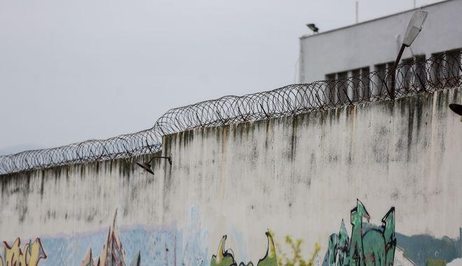 Φυλακές Κορυδαλλού (φωτό αρχείου)