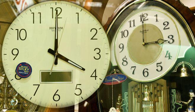 Αλλαγή ώρας: Τι ισχύει τελικά φέτος με την απόφαση του Ευρωκοινοβουλίου