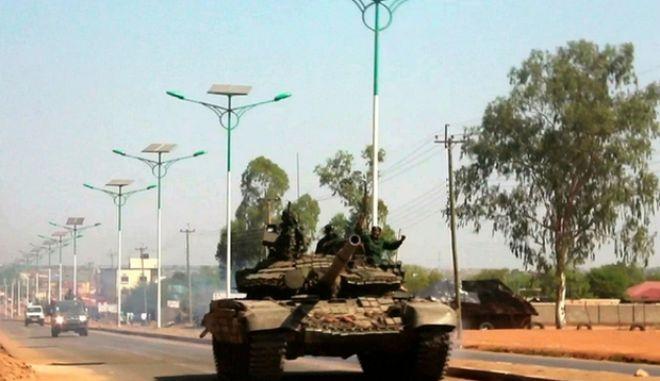 Νότιο Σουδάν: Εκατόμβες νεκρών από τις εμφύλιες αιματηρές συγκρούσεις