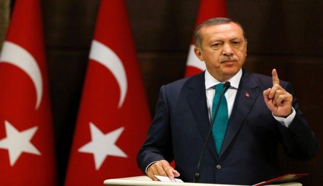 Ερντογάν: Η Τουρκία είχε ενημερώσει το Βέλγιο για τη δράση ενός εκ των καμικάζι