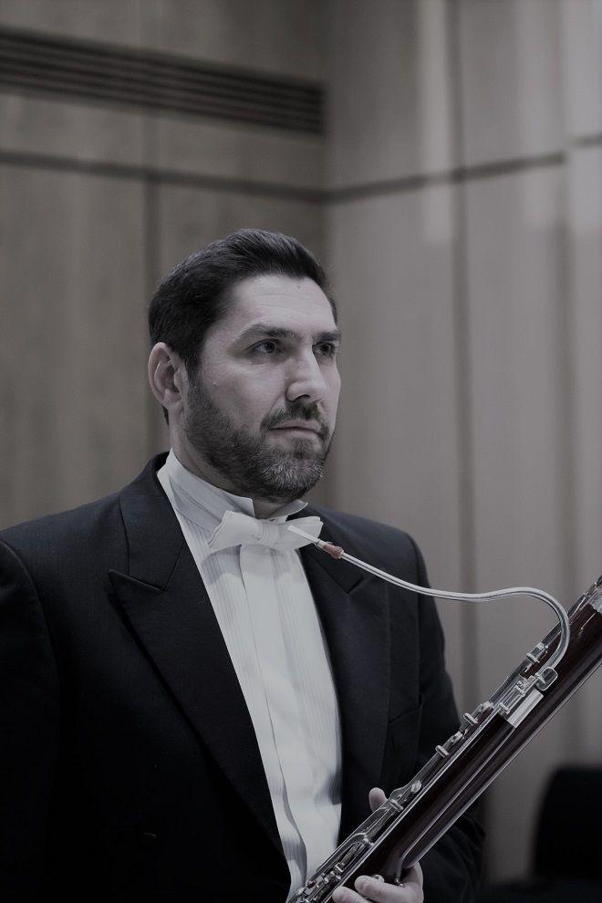 Αλέξανδρος Οικονόμου: Έχω μεγαλώσει κυριολεκτικά μέσα σε Ορχήστρα