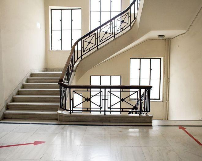 Stairwell, National Hellenic Communications Organization