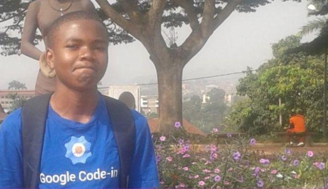 Νεαρός Αφρικανός πρώτευσε σε διαγωνισμό της Google χωρίς να έχει internet