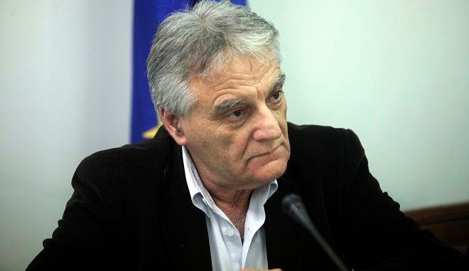 Ο ΓΓ του υπουργείου Εσωτερικών ο Κώστας Πουλάκης