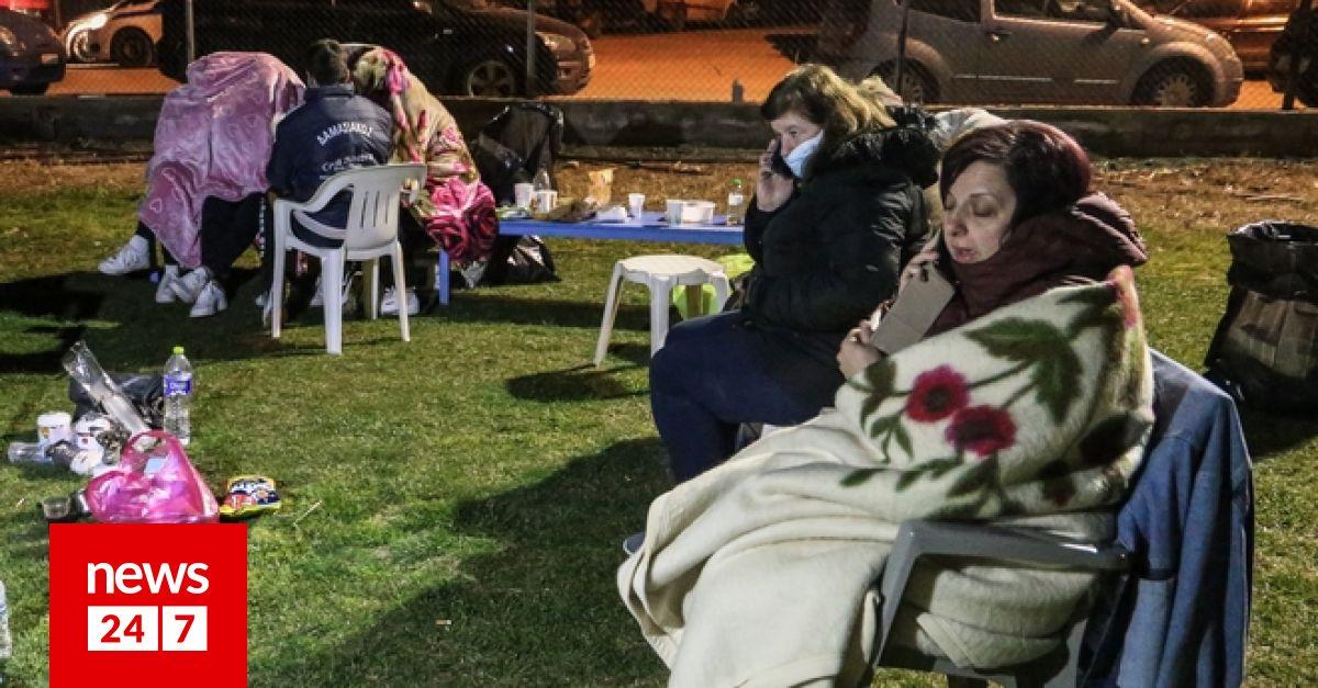 Σεισμός στην Ελασσόνα: Δύσκολη νύχτα για τους κατοίκους – Κοινωνία