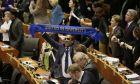 Το Ευρωκοινοβούλιο επικύρωσε τη συμφωνία για το Brexit