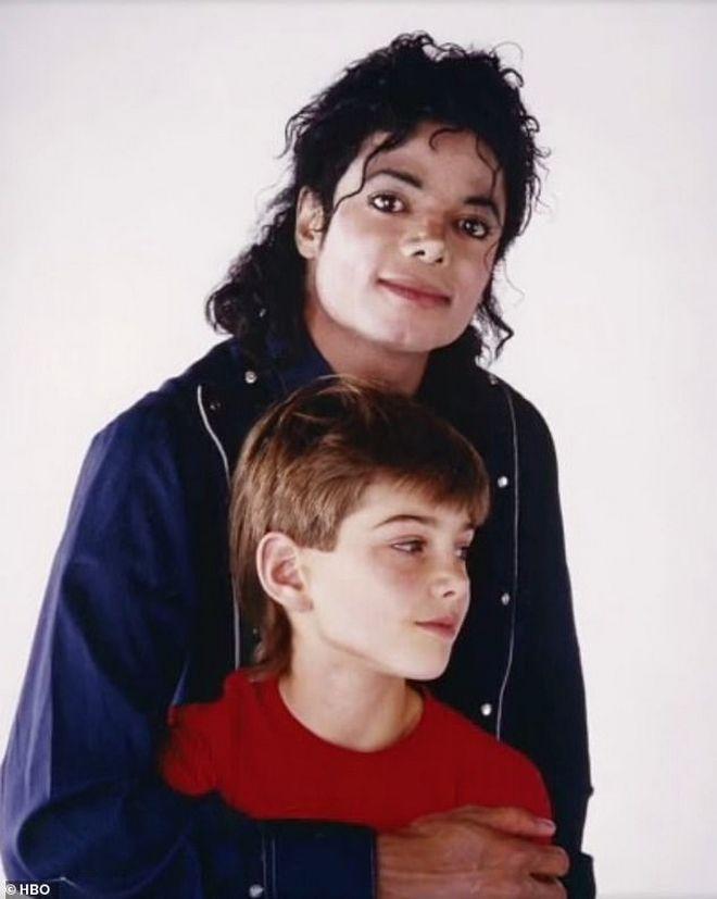 O James Safechuck και ο Michael Jackson