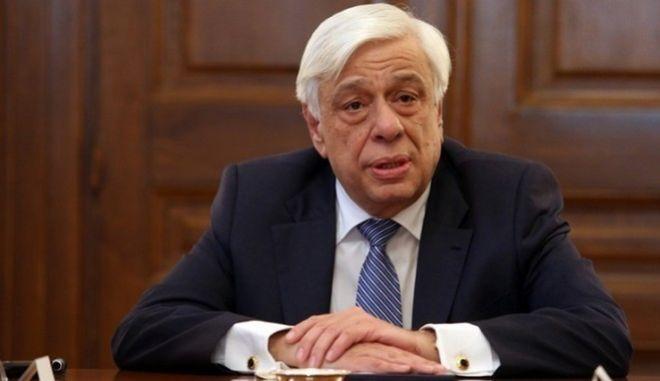 """Παυλόπουλος: Το """"Μνημόνιο"""" μεταξύ Τουρκίας - Λιβύης είναι θεσμικά παντελώς ανυπόστατο"""