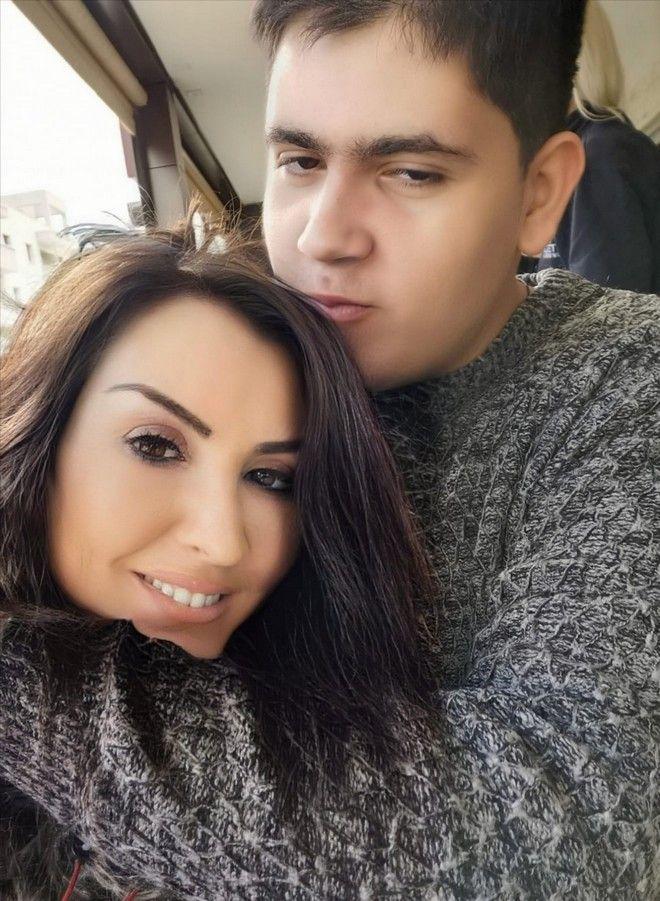 Μητέρα και γιος