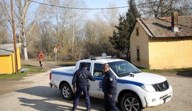 Αστυνομία στον Έβρο (φωτογραφία αρχείου)