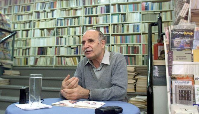 Ο Ντινός Χριστιανόπουλος