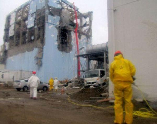 Ιαπωνία: Αύξηση της ραδιενέργειας