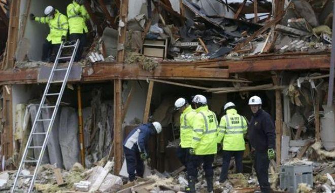 Τέξας: Στους 12 οι νεκροί από την έκρηξη