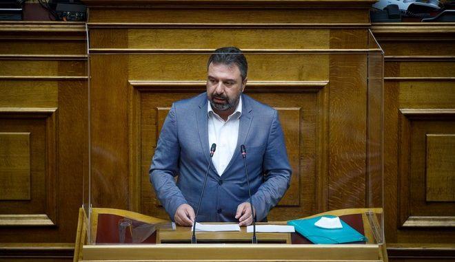 Ο βουλευτής του ΣΥΡΙΖΑ, Σταύρος Αραχωβίτης