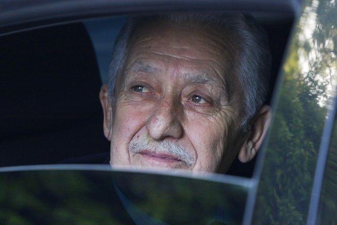 Ο Φώτης Κουβέλης προσέρχεται στο Μαξίμου για την συνεδρίαση του ΚΥΣΕΑ
