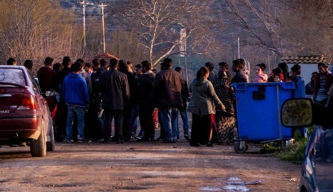Νεκρά ανασύρθηκαν δύο παιδάκια που βρέθηκαν μέσα σε βόθρο στην Αλίαρτο