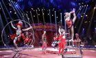 Παρουσίαση στο 42ο διεθνές φεστιβάλ τσίρκου στο Μονακό