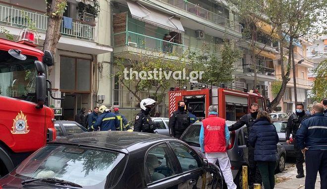 Τραγωδία στη Θεσσαλονίκη: Κάηκε 16χρονος ΑΜεΑ από φωτιά στο δωμάτιό του