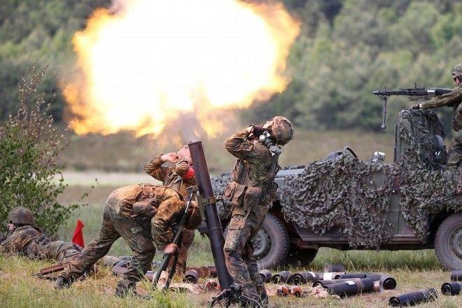 Αυτά είναι τα 10 ισχυρότερα στρατεύματα του κόσμου