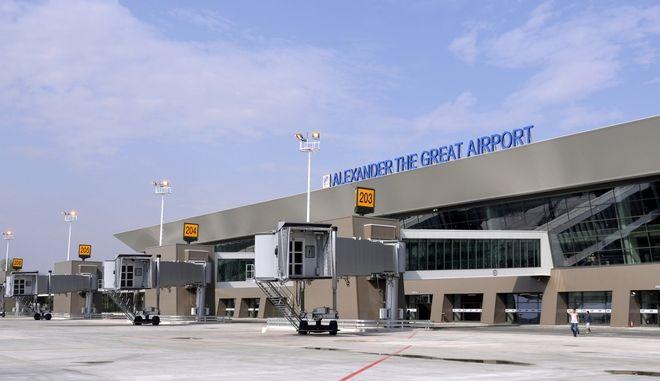 Και επίσημα αλλάζει όνομα το αεροδρόμιο των Σκοπίων