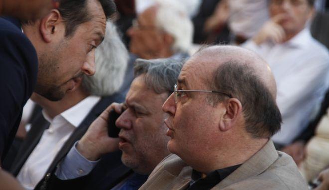 ΑΘΗΝΑ-ΒΟΥΛΗ-Τις προτάσεις για τη Συνταγματική Αναθεώρηση, παρουσιάζει ο πρωθυπουργός Αλέξης Τσίπρας, σστο πλαίσιο ειδικής εκδήλωσης στο Προαύλιο της Βουλής των Ελλήνων.(Eurokinissi-ΚΟΝΤΑΡΙΝΗΣ ΓΙΩΡΓΟΣ)