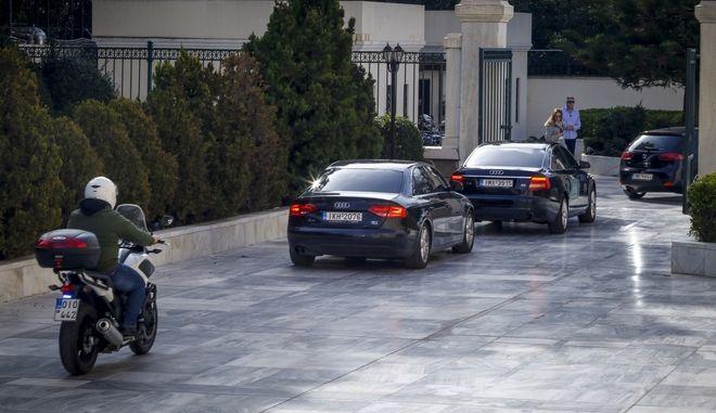 Συνεδρίαση του Πολιτικού Συμβουλίου του ΣΥΡΙΖΑ