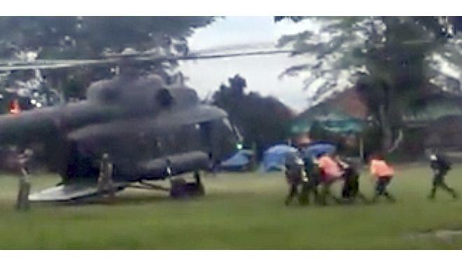 Επιχείρηση διάσωσης στην Ταϊλάνδη