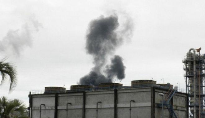 Έκρηξη σε χημικό εργοστάσιο στην Ιαπωνία με 5 νεκρούς