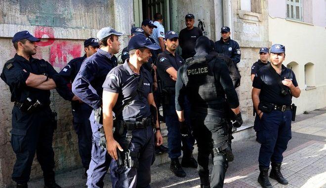 Αστυνομία στην Κρήτη