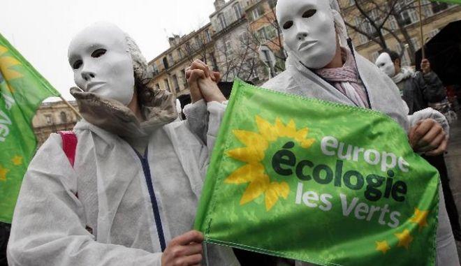 Οι Πράσινοι στηρίζουν
