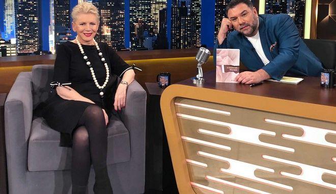 Η Έλενα Ακρίτα στο The 2Night Show