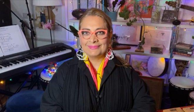 Η γνωστή τραγουδίστρια Αλέξια