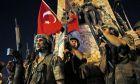 Απόπειρα πραξικοπήματος στην Τουρκία