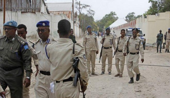 Αστυνομία στη Σομαλία