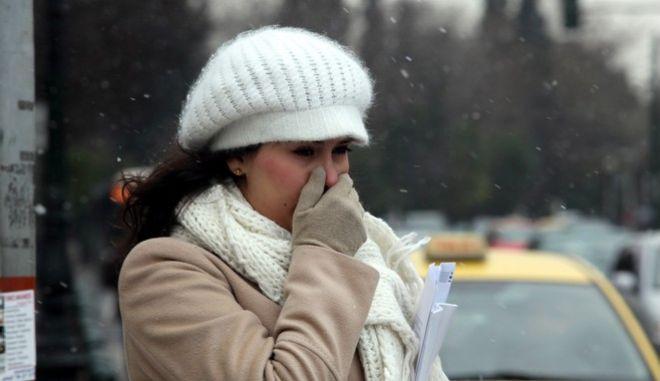 """Καιρός: Τσουχτερό κρύο και χιόνια. Ποιες περιοχές θα δουν """"λευκή"""" Πρωτοχρονιά"""
