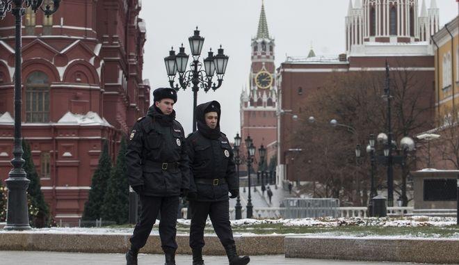 Ρωσία: Σκότωσαν τζιχαντιστή που σχεδίαζε επίθεση την ημέρα των εκλογών