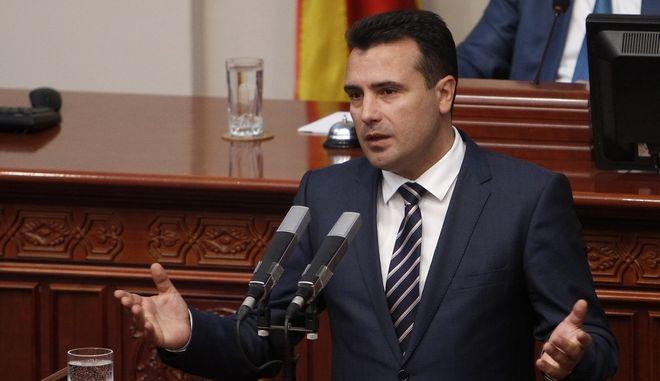 Αν ο Ιβανόφ δεν υπογράψει τώρα την συμφωνία, θα πρέπει να το κάνει μετά το δημοψήφισμα δήλωσε ο Ζάεφ