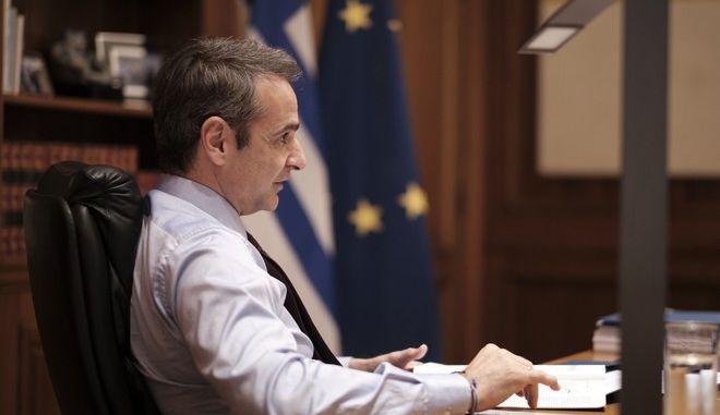 Μητσοτάκης: Η Ελλάδα αφήνει πίσω της ένα φαύλο κύκλο κρίσης