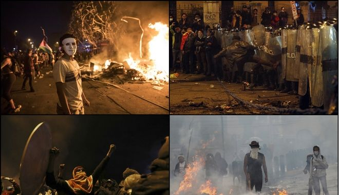 Η Λατινική Αμερική φλέγεται: Το πώς και το γιατί σε Χιλή, Βενεζουέλα, Αργεντινή, Βραζιλία και Εκουαδόρ