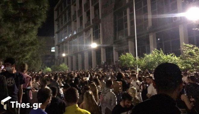 Θεσσαλονίκη: Νέα εισαγγελική παρέμβαση για τα κορονοπάρτι στο ΑΠΘ