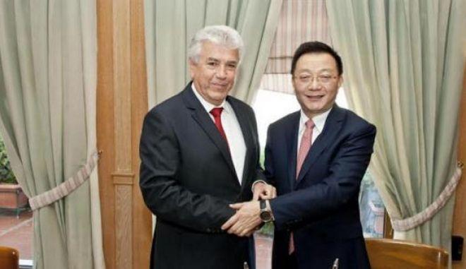 Εργοστάσιο 'έξυπνων μετρητών' σχεδιάζουν για την Ελλάδα οι Κινέζοι