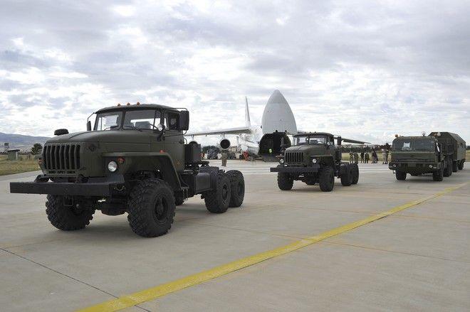 Στρατιωτικός εξοπλισμός για την Τουρκία