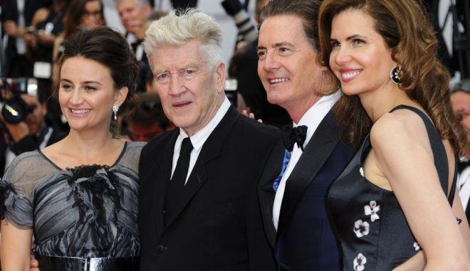 Το 'Twin Peaks' και ο David Lynch χειροκροτήθηκαν στις Κάννες όσο κανείς άλλος