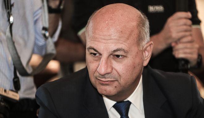 O υπουργός Δικαιοσύνης Κωνσταντίνος Τσιάρας