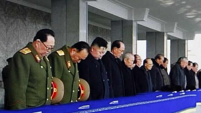 Βόρεια Κορέα :