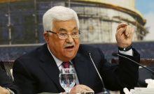 Ο πρόεδρος της Εκτελεστικής Επιτροπής της Οργάνωσης για την Απελευθέρωση της Παλαιστίνης, Μαχμούντ Αμπάς