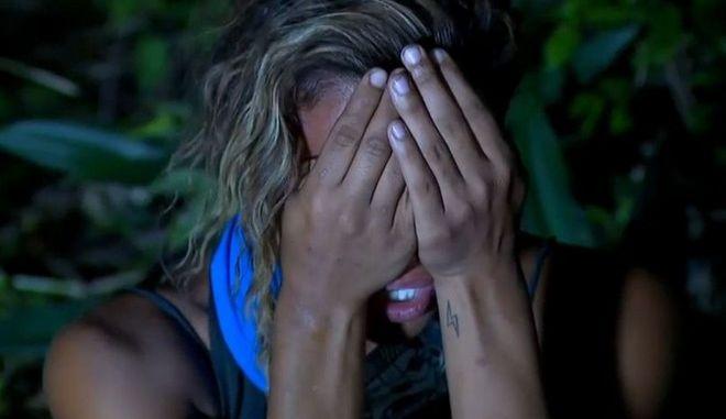 """Η Ελευθερία Ελευθερίου στο """"Survivor 4"""""""