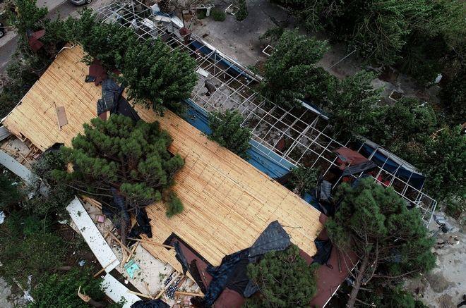 Αεροφωτογραφίες Χαλκιδική